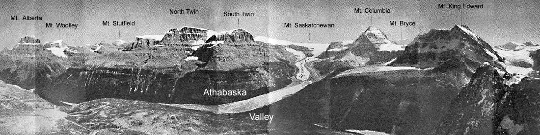 ATHABASKA VALLEY AND P...
